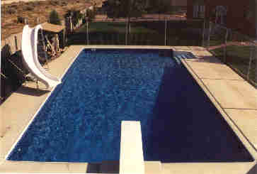 Do It Yourself Inground Swimming Pool Plans Amp Pool Supplies